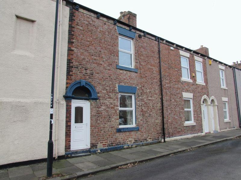 2 Bedrooms House for sale in Blenkinsop Street, Wallsend - Two Bedroom, Terraced House