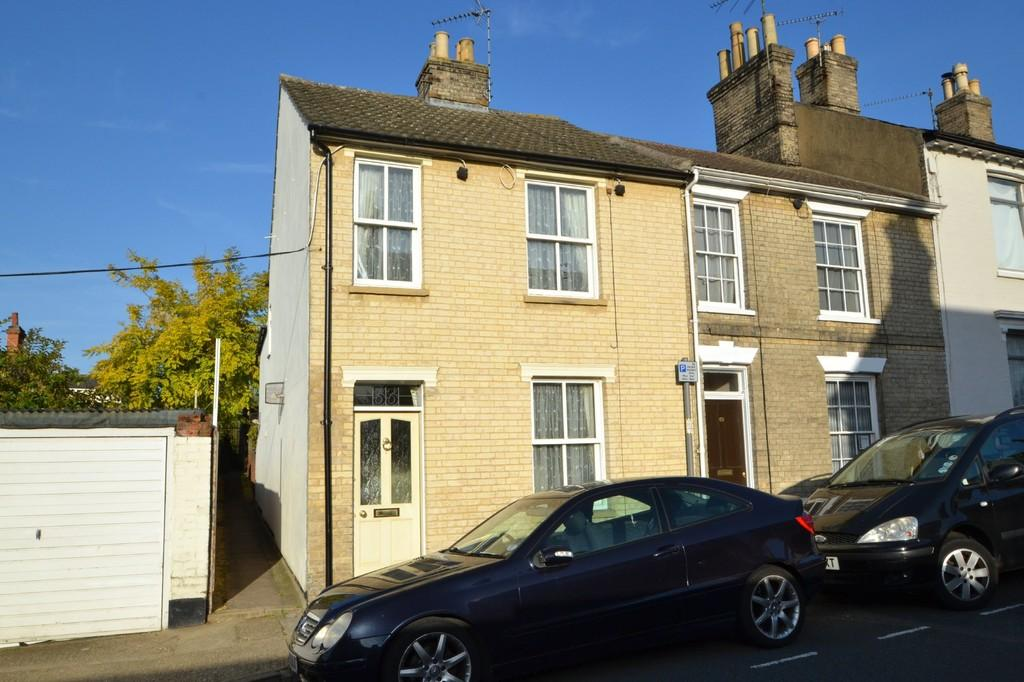 2 Bedrooms End Of Terrace House for sale in Orford Street, Ipswich, Suffolk, IP1 3PE