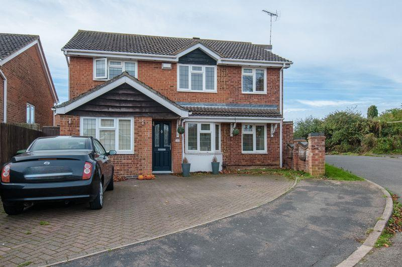 6 Bedrooms Detached House for sale in Pembroke Close, Rushden