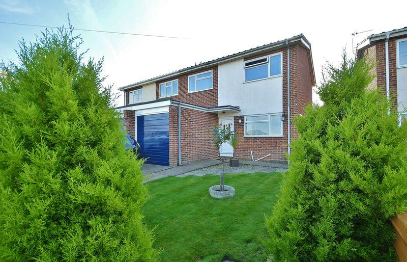 3 Bedrooms Semi Detached House for sale in Wellington Street, Thame