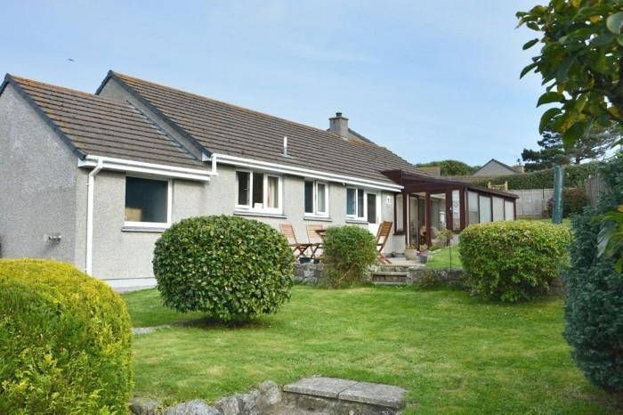 3 Bedrooms Bungalow for sale in 21 MUNDYS FIELD, RUAN MINOR, TR12