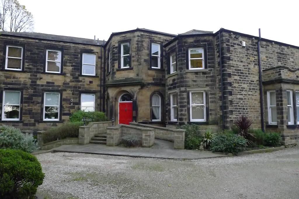 2 Bedrooms Ground Flat for sale in Heath Manor, Heath