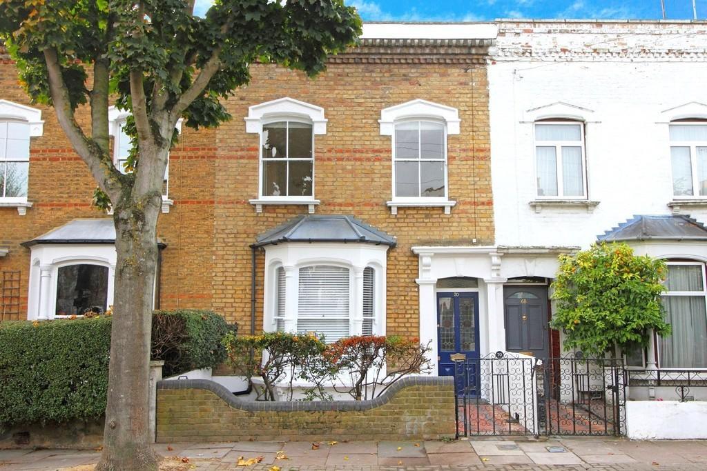 3 Bedrooms Terraced House for sale in Plimsoll Road, N4 2EE