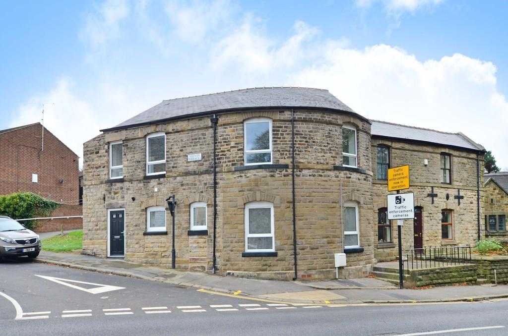 2 Bedrooms Apartment Flat for sale in Manchester Road, Crosspool