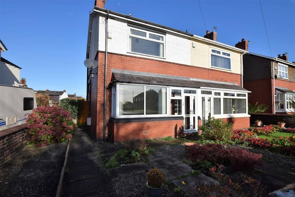 3 Bedrooms Semi Detached House for sale in Gorsey Lane, Clock Face, St. Helens