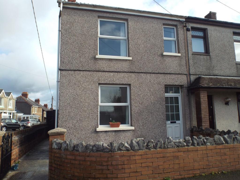 3 Bedrooms Semi Detached House for sale in Waterloo Road, Penygroes