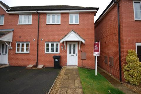 2 bedroom semi-detached house to rent - 15 Borle Brook Court, Highley, Bridgnorth, Shropshire, WV16