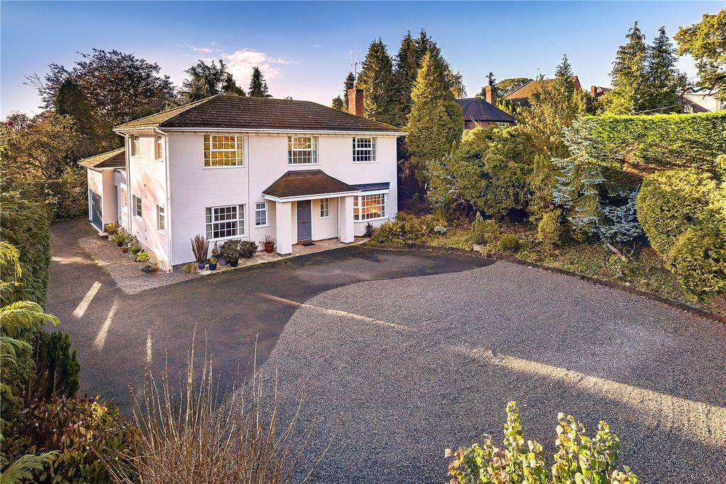 5 Bedrooms Detached House for sale in Orchard House, 2a Conduit Lane, Bridgnorth, WV16