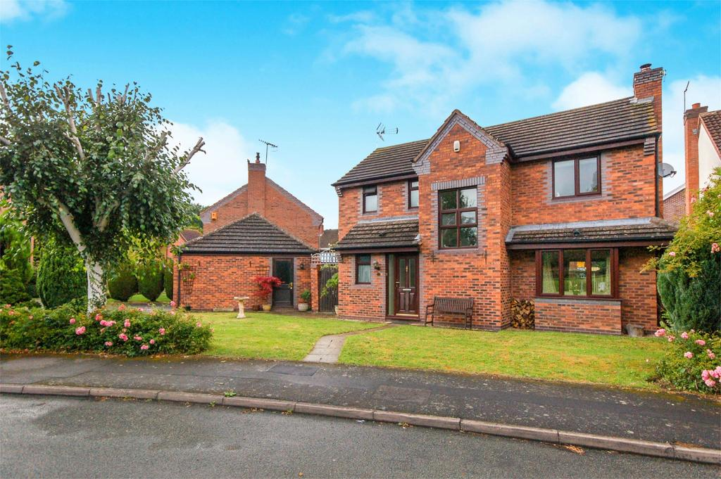 4 Bedrooms Detached House for sale in 27 Pale Meadow Road, Bridgnorth, Shropshire, WV15