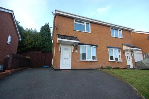 2 bedroom semi-detached house to rent - 101 Walker Crescent, St. Georges, Telford, TF2