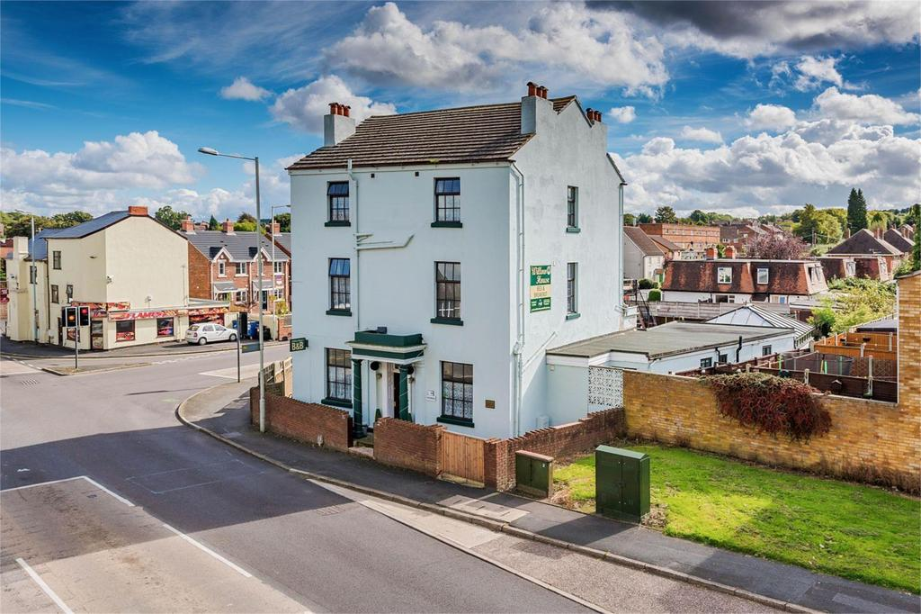 11 Bedrooms Detached House for sale in Willow House, 137 Holyhead Road, Wellington, Telford, Shropshire, TF1