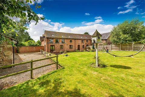 3 bedroom barn conversion for sale - Pitchin Eye Barn, Forton, Newport, Shropshire, TF10