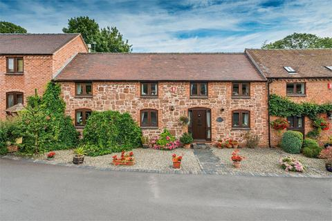 4 bedroom barn conversion for sale - Old Stone Barn, Forton, Newport, Shropshire, TF10