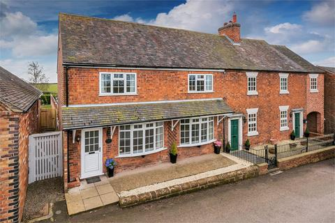 3 bedroom semi-detached house for sale - Nymknoll Cottage, 48-49 Tibberton, Newport, Shropshire, TF10
