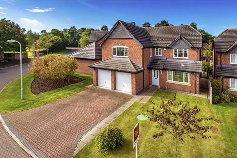 5 bedroom detached house for sale - 4 Villa Farm Close, High Heath, Market Drayton, Shropshire, TF9