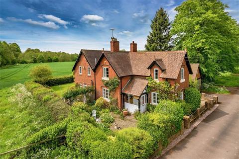 4 bedroom detached house for sale - Crackley Bank Lodge, Crackley Bank, Shifnal, Shropshire, TF11
