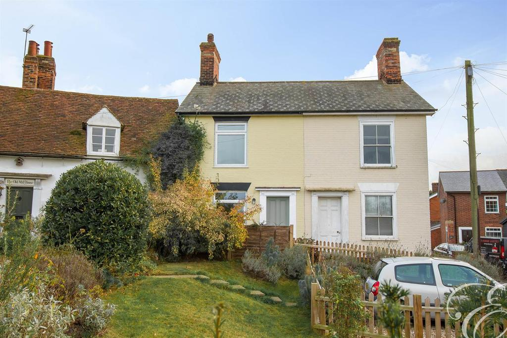 2 Bedrooms Semi Detached House for sale in California Road, Mistley, Manningtree