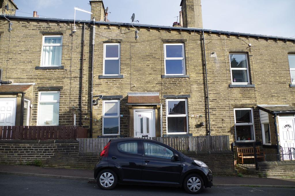 2 Bedrooms Terraced House for sale in Newton Street, Sowerby Bridge, Haifax HX6