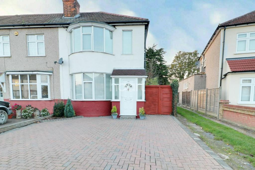 3 Bedrooms End Of Terrace House for sale in Hedworth Avenue, Waltham cross, EN8