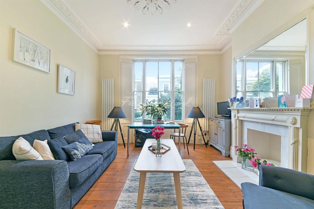 1 Bedroom Flat for sale in Ockendon Road, Islington, N1