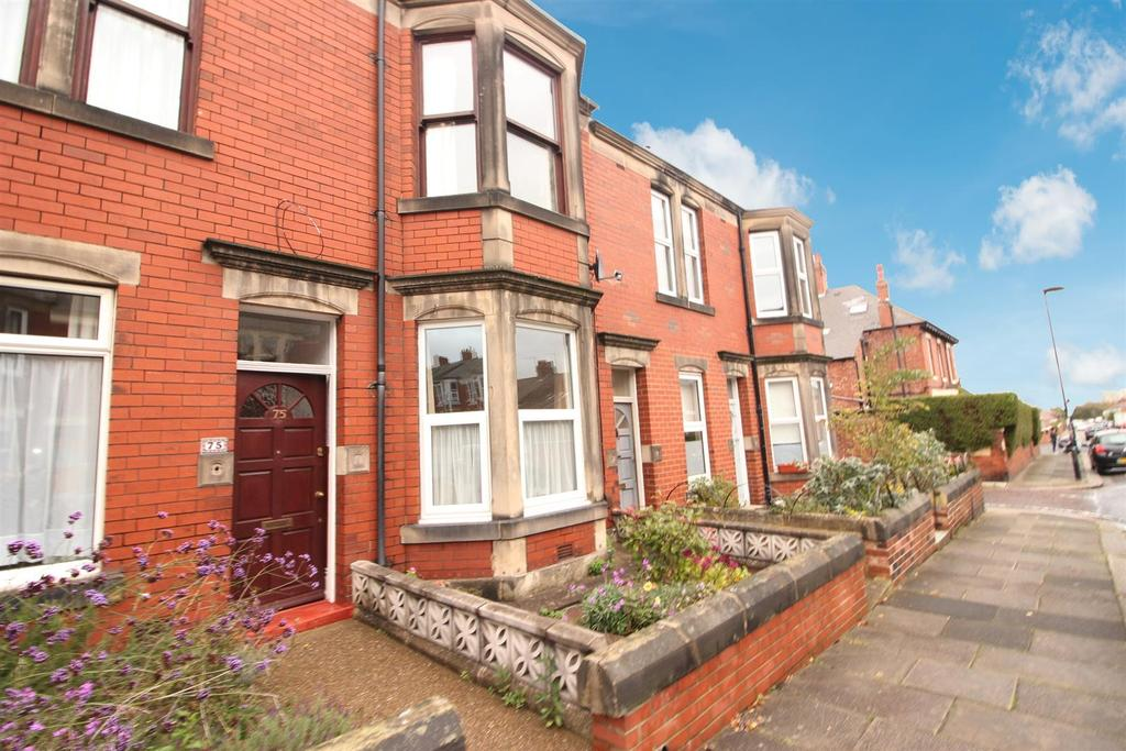 2 Bedrooms Flat for sale in Sackville Road, Newcastle Upon Tyne