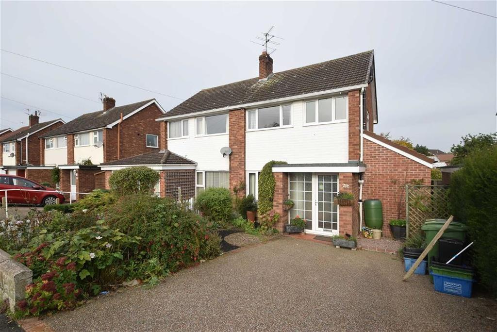 3 Bedrooms Semi Detached House for sale in Crowmere Road, Shrewsbury