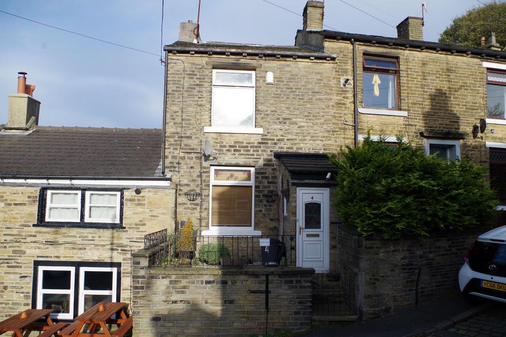 1 Bedroom Cottage House for sale in Whitegate, Siddal, Halifax HX3