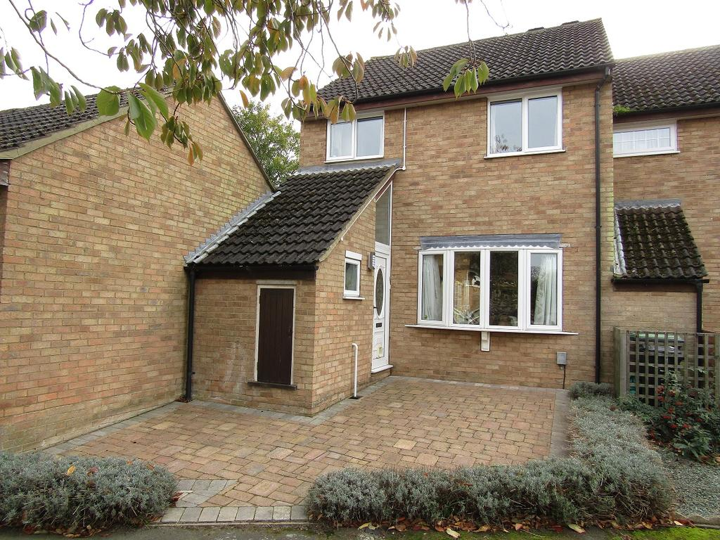3 Bedrooms End Of Terrace House for sale in The Poplars, Church End. Arlesey SG15 6UW
