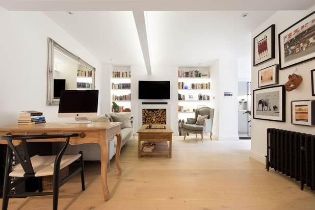 2 Bedrooms Flat for sale in Westbourne Gardens, London, W2
