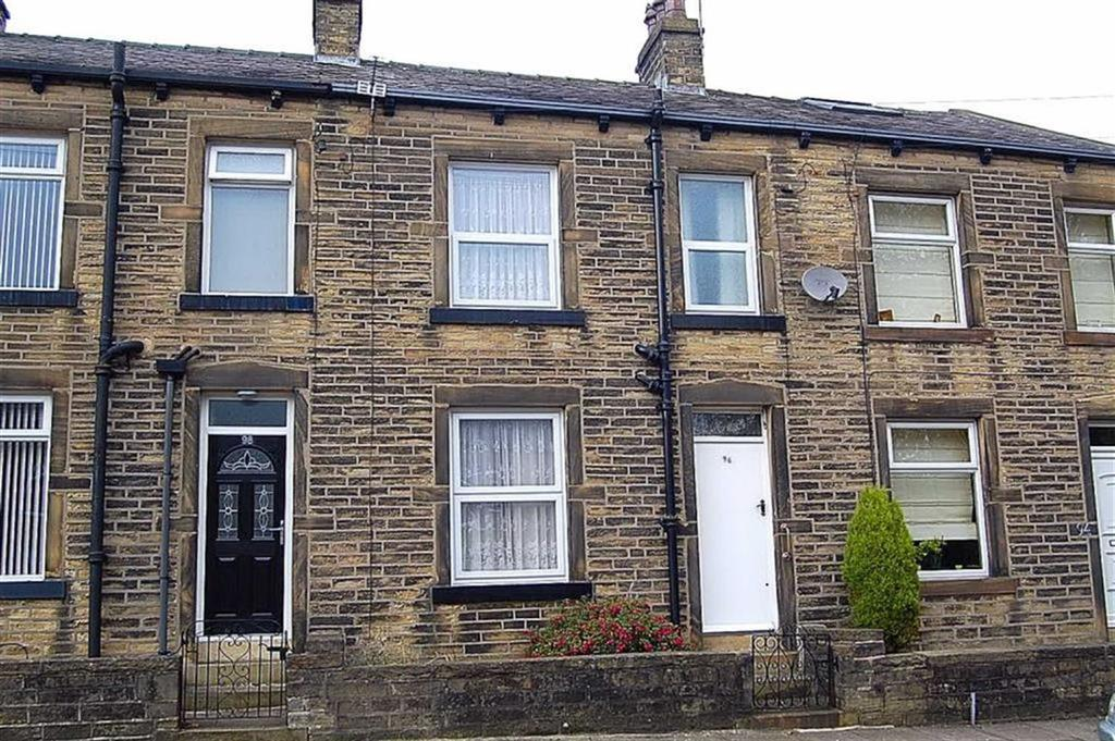 2 Bedrooms Terraced House for sale in Watkinson Road, Halifax, HX2