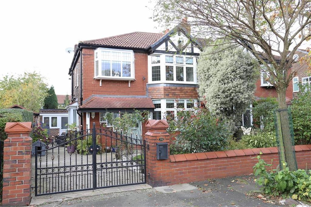 3 Bedrooms Semi Detached House for sale in Sandhurst Avenue, West Didsbury, Manchester