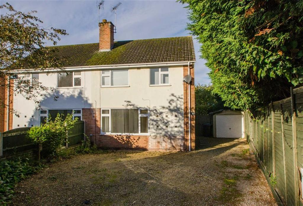 3 Bedrooms Semi Detached House for sale in Cedar Crescent, Kidderminster, DY11