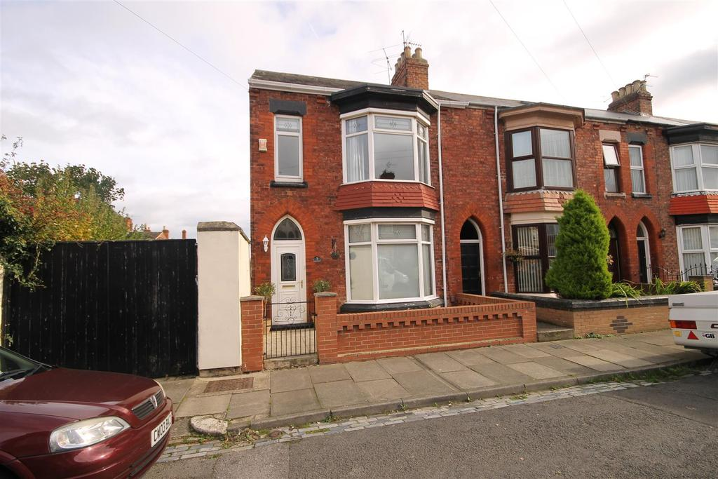 4 Bedrooms End Of Terrace House for sale in Belmont Gardens, Hartlepool