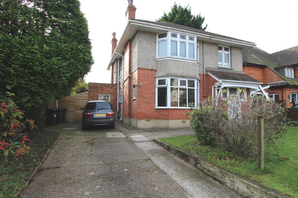 2 Bedrooms Apartment Flat for sale in Firs Glen Road, Bournemouth BH9