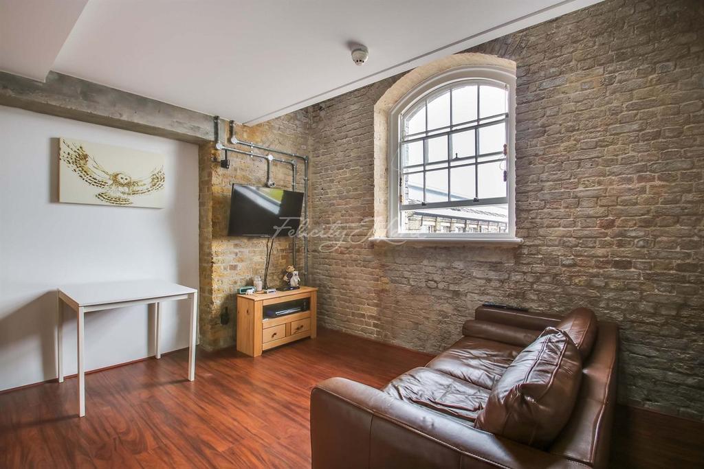 1 Bedroom Flat for sale in Building 36, Royal Arsenal, SE18