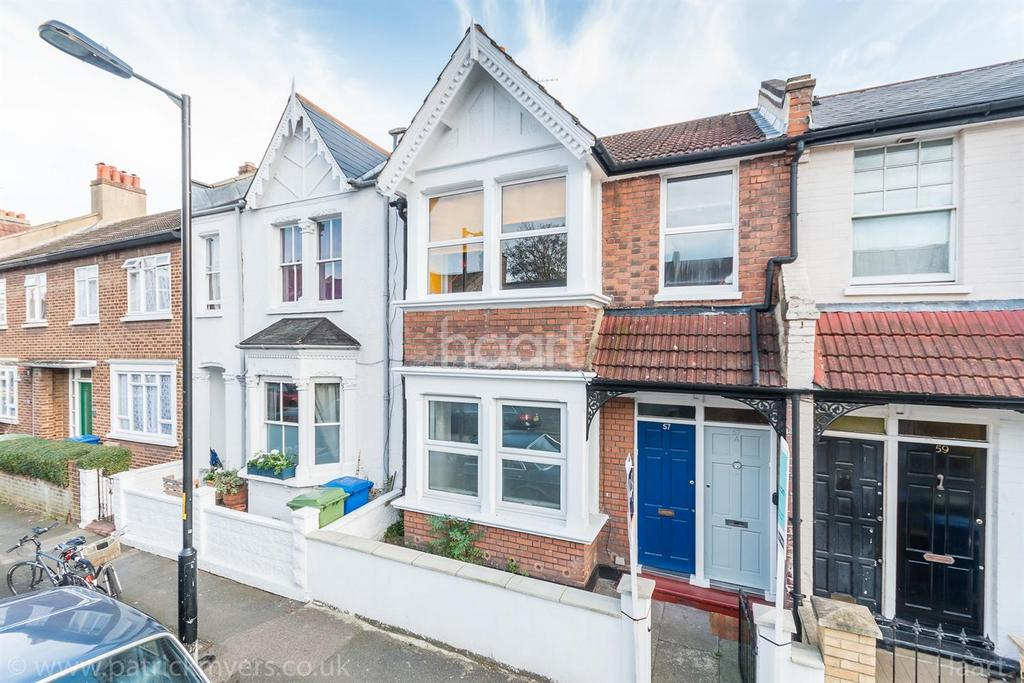 2 Bedrooms Flat for sale in Surrey Road,Nunhead, London, SE15