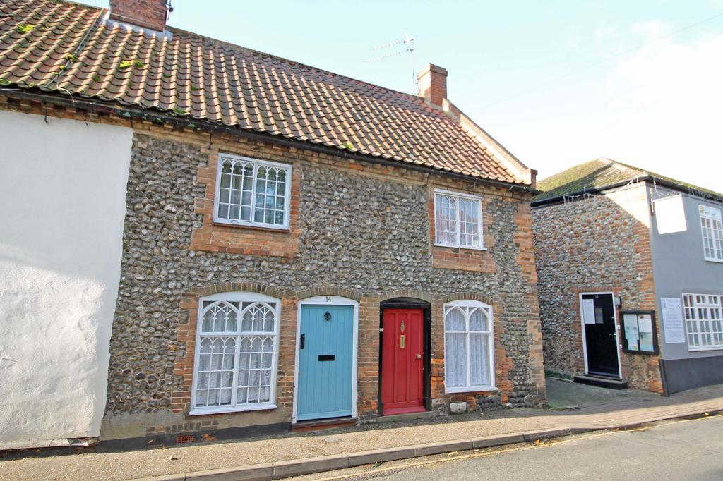 3 Bedrooms Cottage House for sale in Station Road, Holt NR25