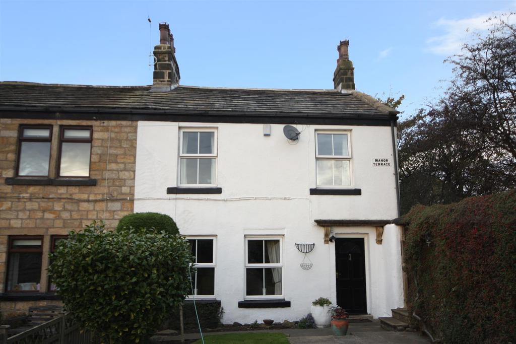 3 Bedrooms Terraced House for sale in Manor Terrace, Yeadon, Leeds