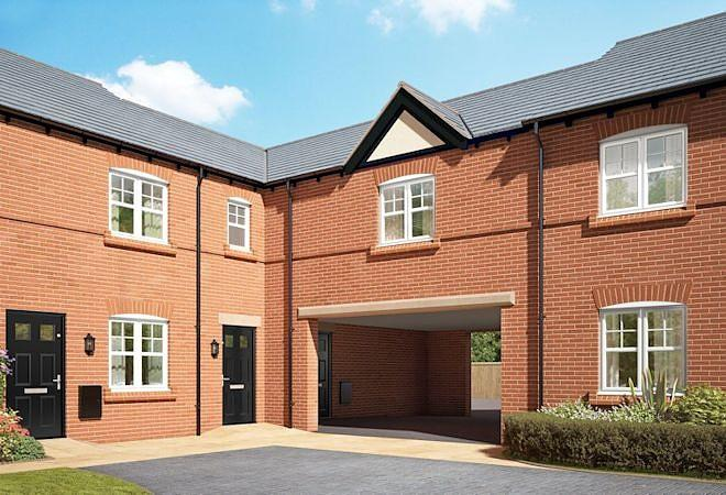 1 Bedroom Apartment Flat for sale in Egerton Park, Norman Road, Altrincham