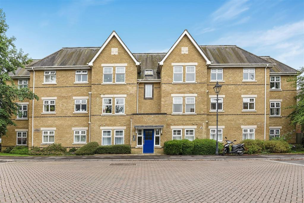 2 Bedrooms Apartment Flat for sale in Stone Meadow, Central North Oxford