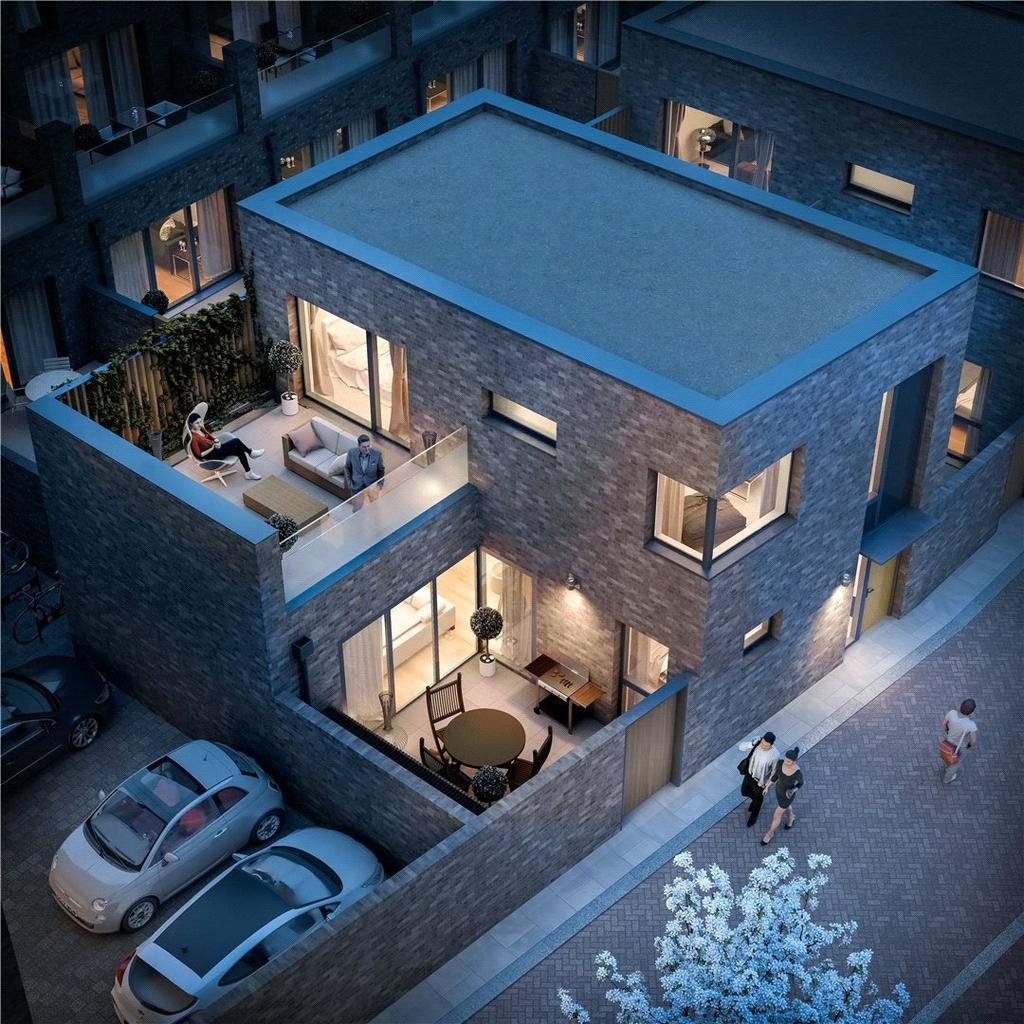 2 Bedrooms Flat for sale in Greenwich Millennium Village, London, SE10