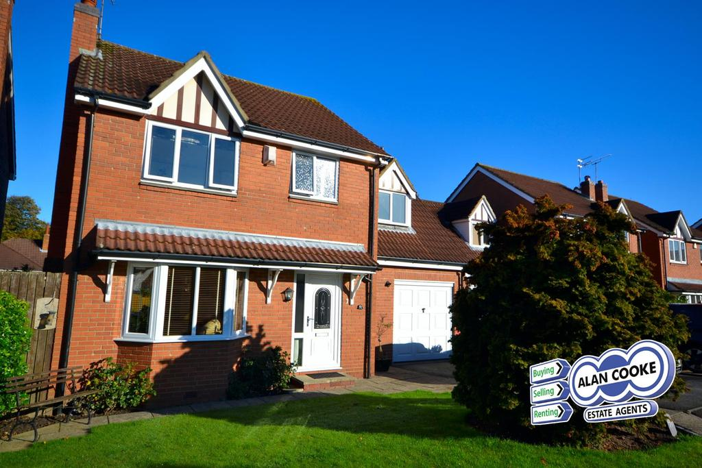 3 Bedrooms Detached House for sale in The Spinney, Moortown