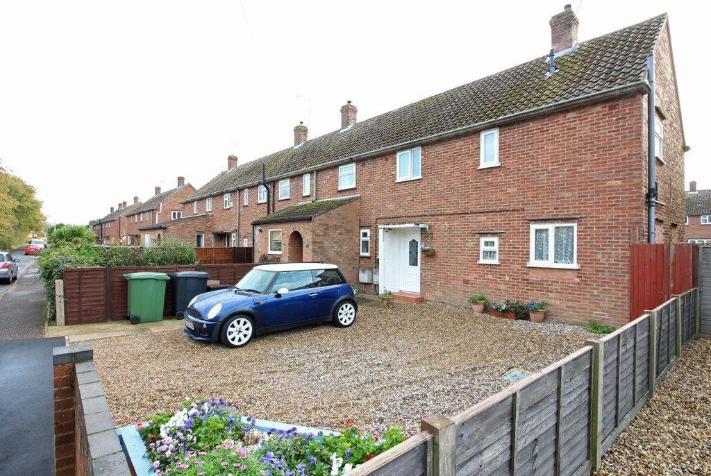 3 Bedrooms End Of Terrace House for sale in Queensway, North Walsham
