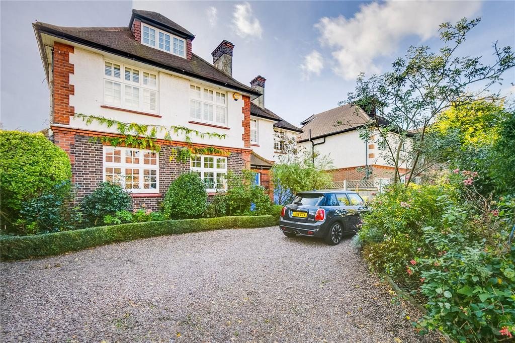 6 Bedrooms Detached House for sale in Crestway, Putney, London