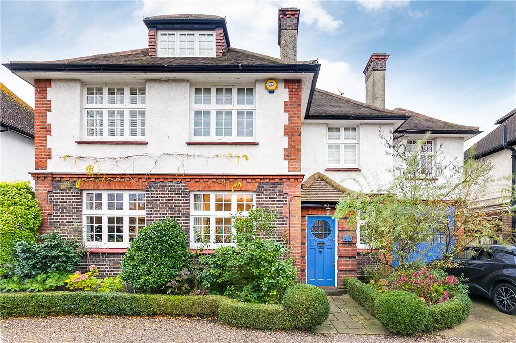 6 Bedrooms Detached House for sale in Crestway, Putney, London