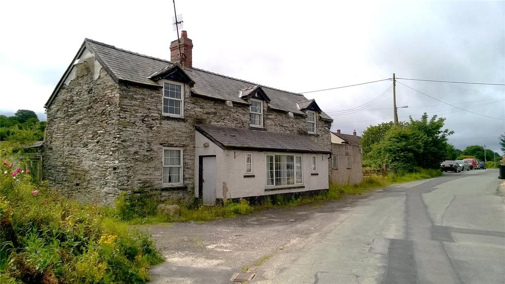 3 Bedrooms Detached House for sale in Bryneglwys, Corwen, Clwyd