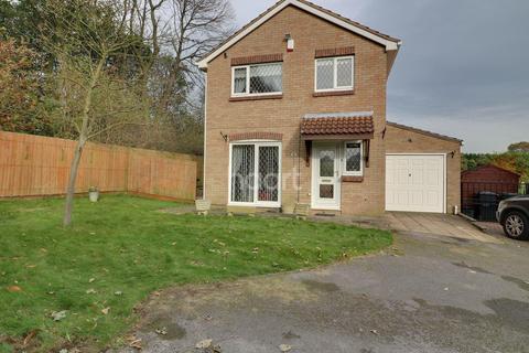 4 bedroom detached house for sale - Ludgate Close, Warren Wood, Nottingham
