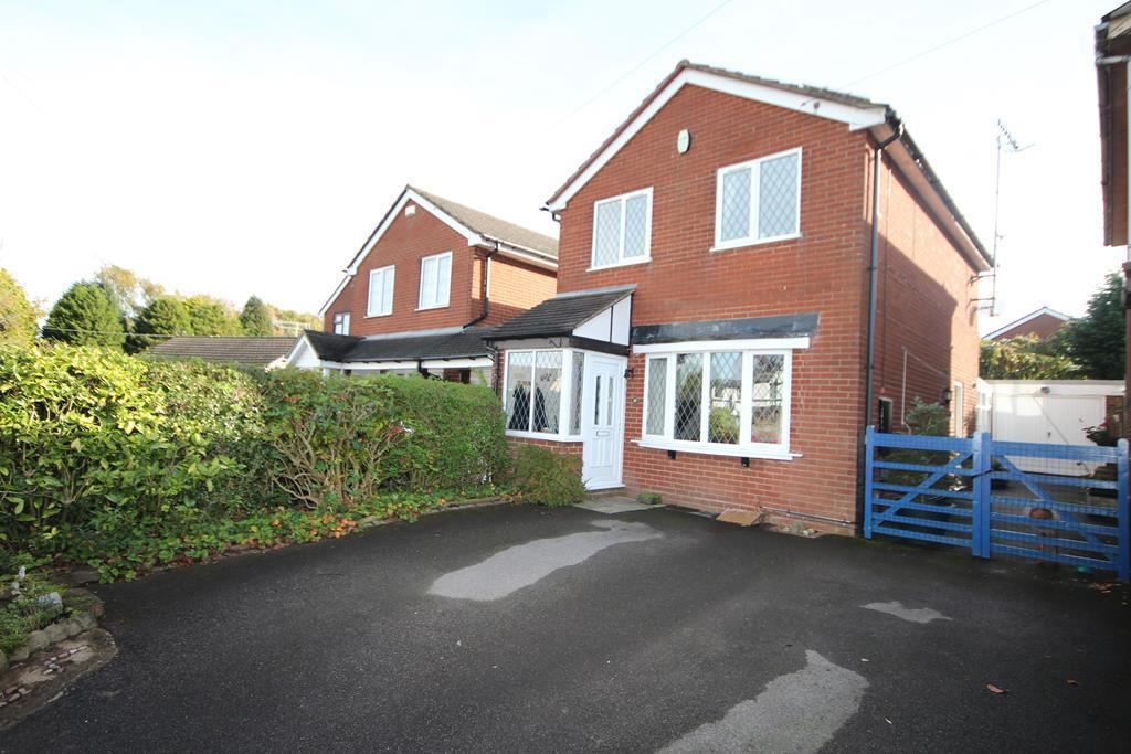 3 Bedrooms Link Detached House for sale in Sandon Road, Cresswell