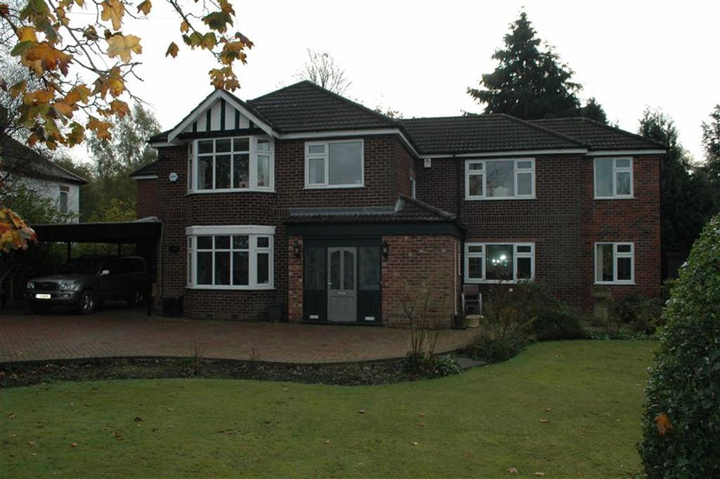 5 Bedrooms Detached House for sale in Chester Road, Woodford, Cheshire