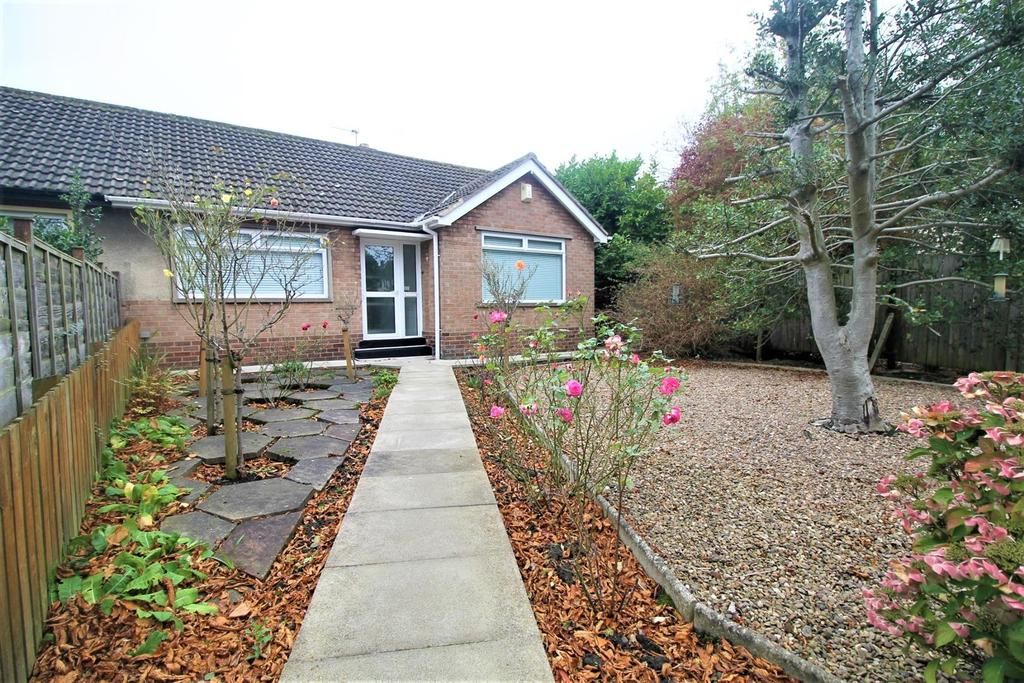 2 Bedrooms Semi Detached Bungalow for sale in Marshall Grove, Stockton-On-Tees